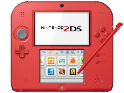 NINTENDO 2DS/RED
