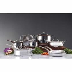 13PC COOKWARE SET