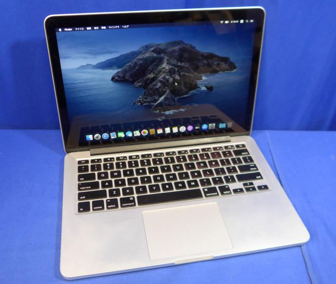 [USED]u040031 MacBookPro12.1 Core i5 2.7 13inch A1502 3/2015