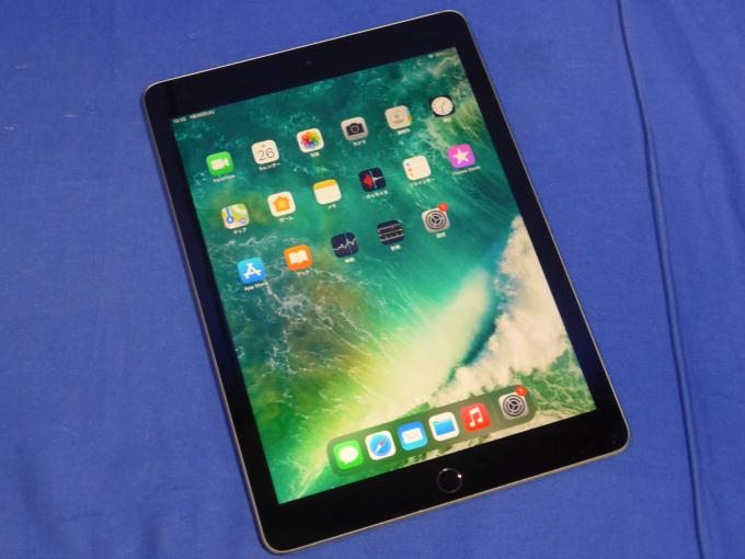 [USED]u040213 MP2F2J/A iPad 5th 2017/32GB